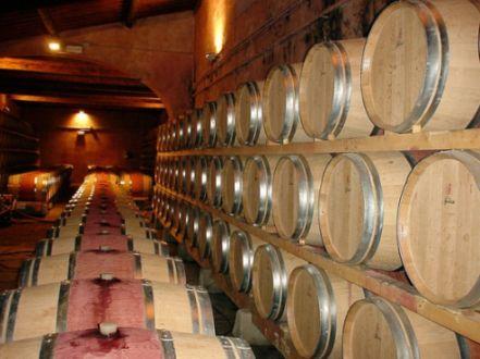 ワインの熟成工程